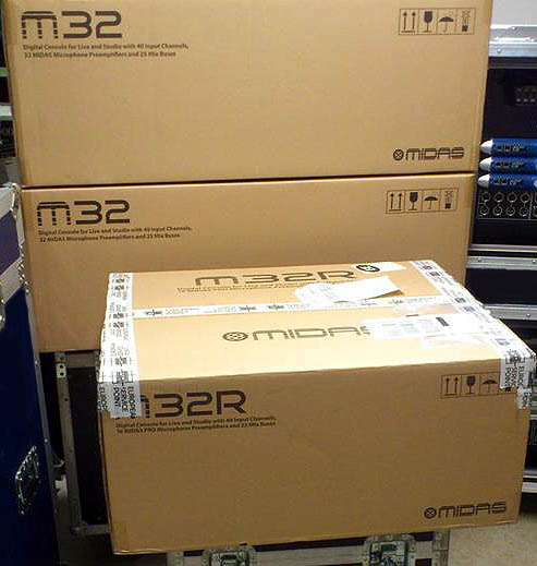 M32 Boxes